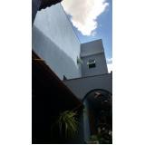 pintura para edificações residenciais preço Vila Homero Thon