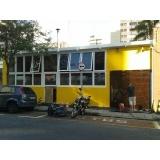 pinturas de fachada são paulo no Parque Erasmo Assunção
