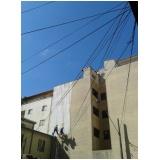 pinturas na parede de prédio em Farina