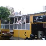 pinturas para fachada comerciais na Vila Tibiriçá