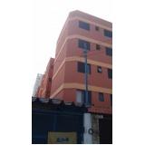 pintura em edificações comerciais