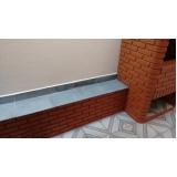 quanto custa impermeabilização de parede em são paulo na Vila Valparaíso