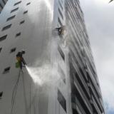 quanto custa pintura em edifícios de condomínios Taboão