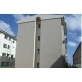 quanto custa pintura exteriores para edifícios na Pinheirinho