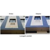 quanto custa pintura externa de prédio no Campanário