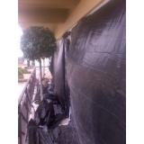 serviço de pintura de fachada de prédio preço no Jardim Las Vegas