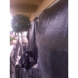 serviço de pintura de fachada de prédio preço no Jardim Utinga