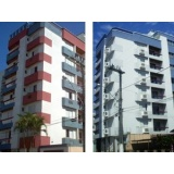 serviço de pintura de fachada preço Parque Anchieta